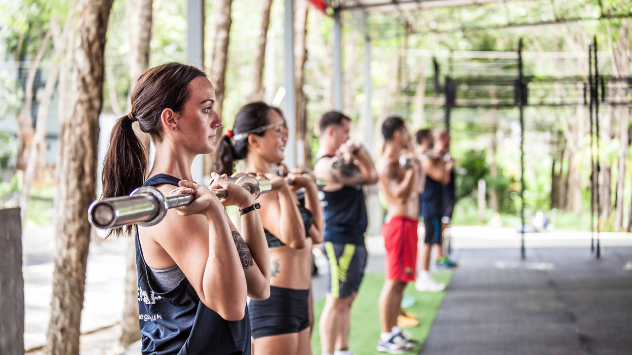 Fitness Bootcamp in Thailand | KILROY