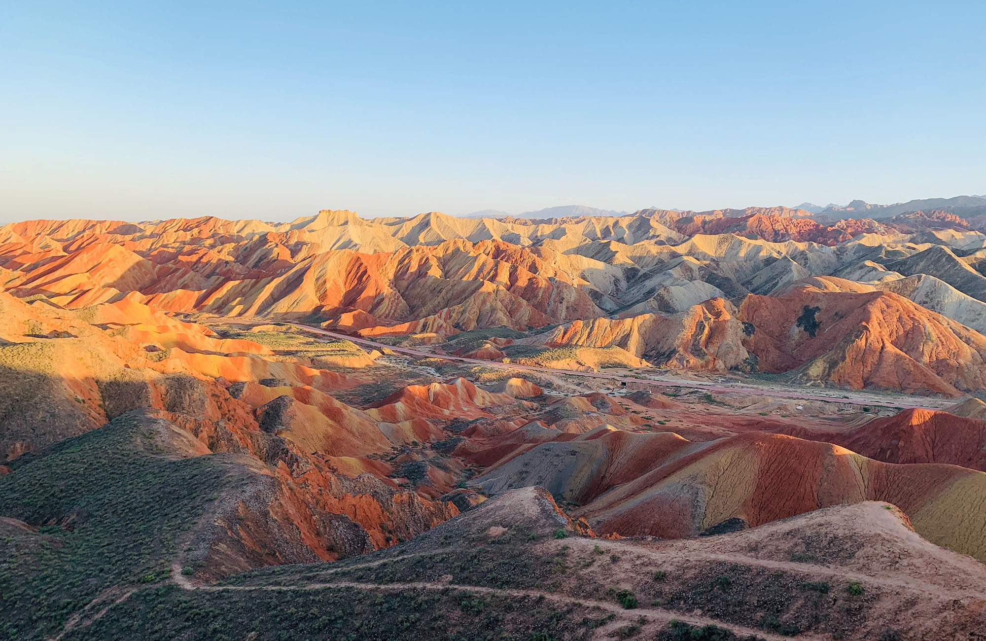 Rainbow Mountain in Gansu, China | Reizen 2020 | Beste bestemmingen 2020 | KILROY